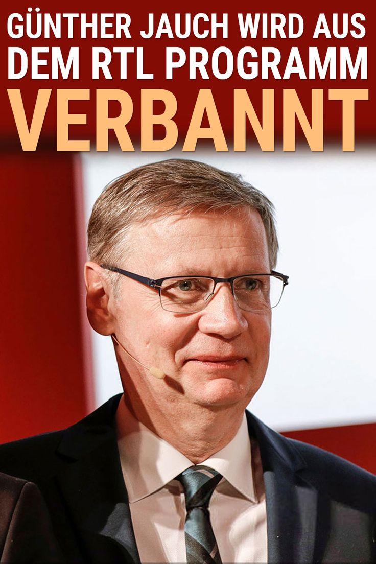Günther Jauch Wird Aus Dem RTL Programm Verbannt