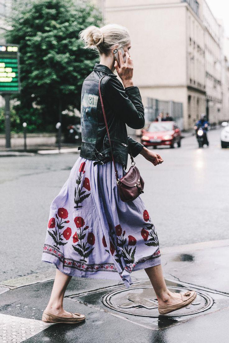 Street Style de Alta Costura, julio de 2016. Primer día: Vetements y Versace