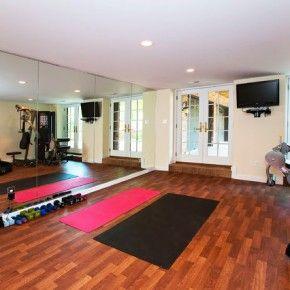Best 20+ Home Gym Basement Ideas On Pinterest | Basement Workout Room, Basement  Gym And Gym Room
