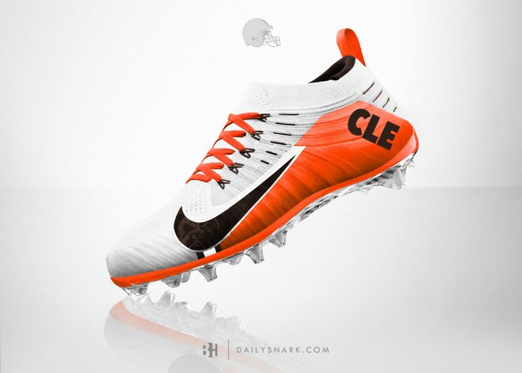 Designer creates awesome custom cleat designs for all 32