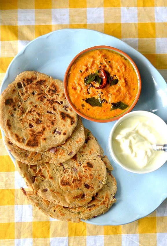 The 238 best indian food images on pinterest indian recipes sindhi koki is a twice roasted paratha sorts breakfast bread interesting recipe forumfinder Choice Image