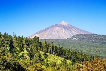 Europe expert Catherine enjoyed this incredible view of El Teide National Park whilst out hiking in Tenerife.