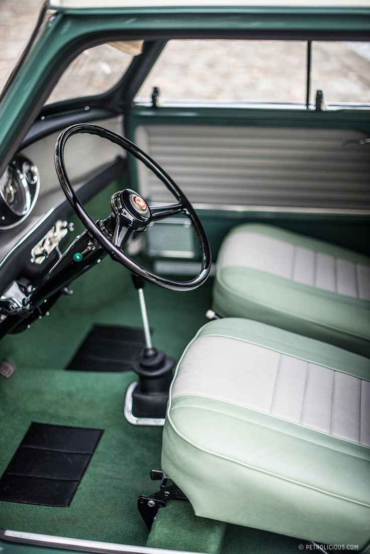 The Mini was the Giant Killer Born to Burst Some Bubbles - Petrolicious