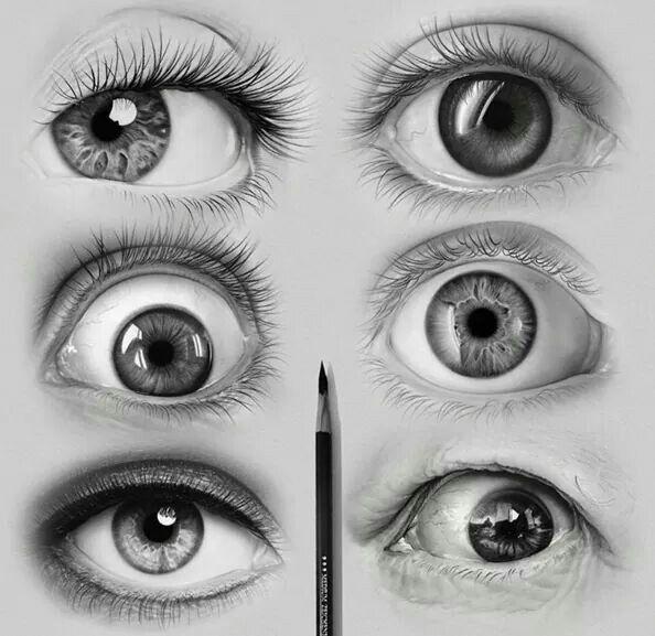 Drawing pencil.