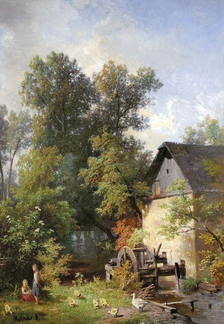 MOLNÁR JÓZSEF (1821-1899)