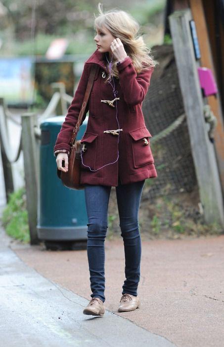 Taylor Swift Fashion Style