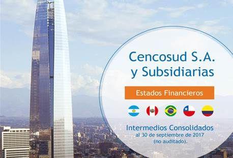 Ignacio Gómez Escobar / Asesor consultor Retail / Investigador: CAEN LAS UTILIDADES DE CENCOSUD EN EL TERCER TRIMESTRE DEL AÑO.