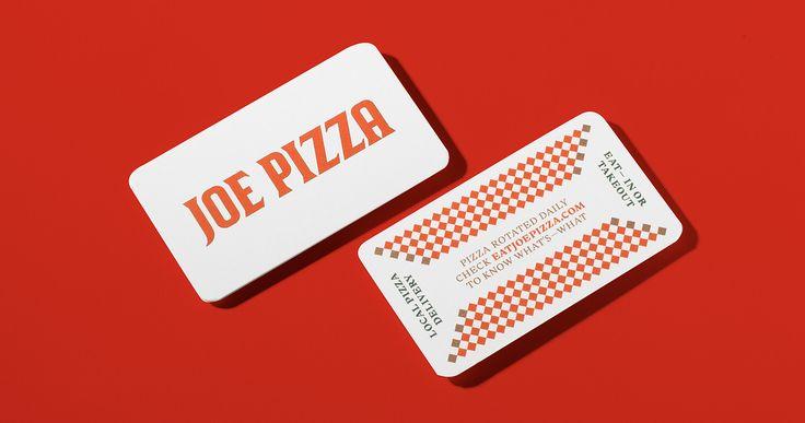 Bekijk dit @Behance-project: \u201cJoe Pizza\u201d https://www.behance.net/gallery/51365627/Joe-Pizza