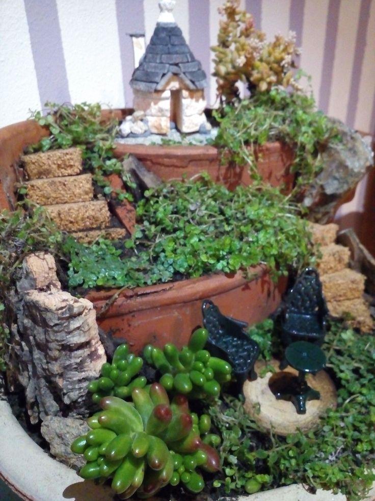 #quisquilie #fairygarden #alberobello
