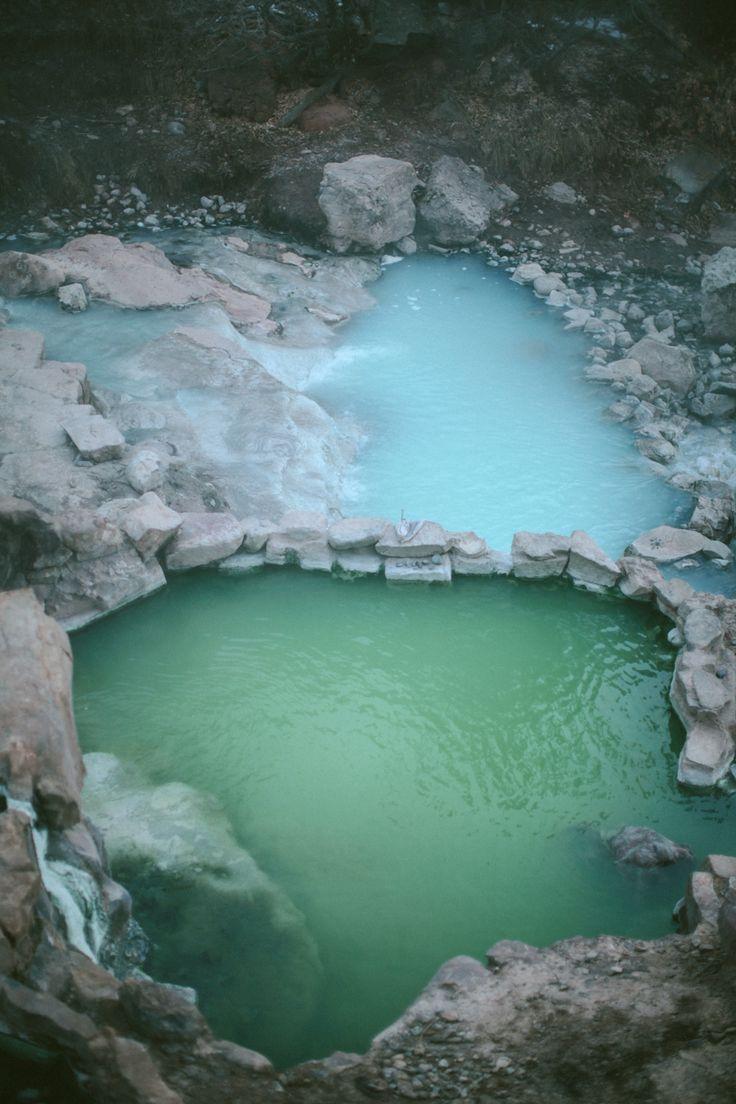 Diamond Fork Hot Springs Nature Utah Must See Utah