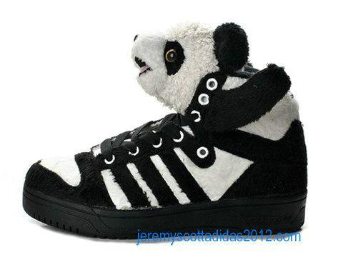 Jeremy Scott Panda Sneakers