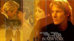 Urmărește online filmul Autumn in New York 2000 (Toamna la New York), cu subtitrare în Română și calitate DVDRip.