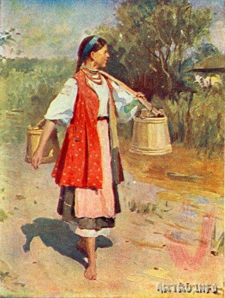 Украинка Пимоненко Н.К.