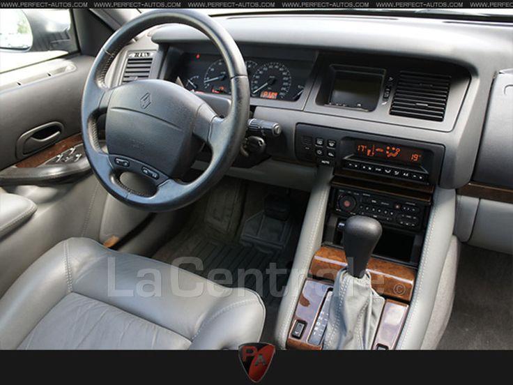 2001 Renault Safrane Initiale V6 24s.