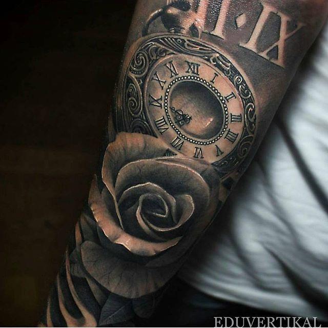 Ms De 1000 Ideas Sobre Tatuajes Reloj Bolsillo En Pinterest Ver Tatuajes Y