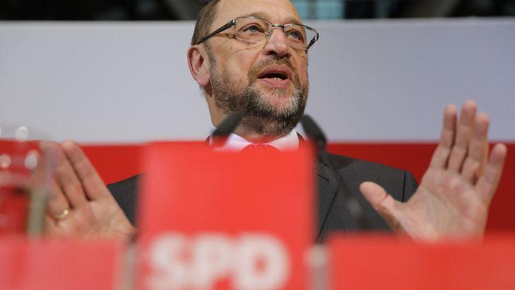 """Schulz zur SPD-Schlappe im Saarland: """"Das ist ein Langstreckenlauf und kein Sprint"""""""