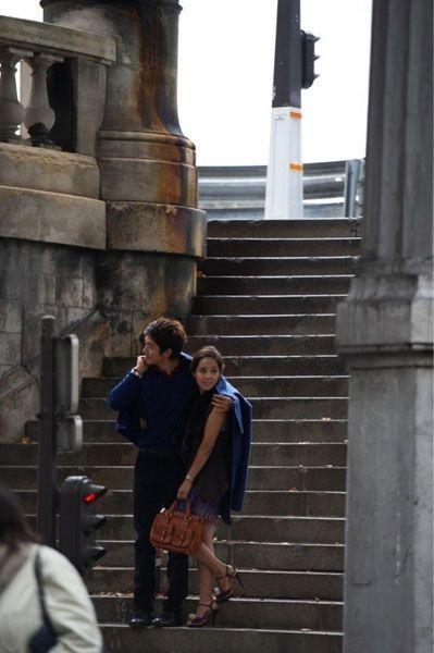 Eugene & Ki Tae Young in Paris