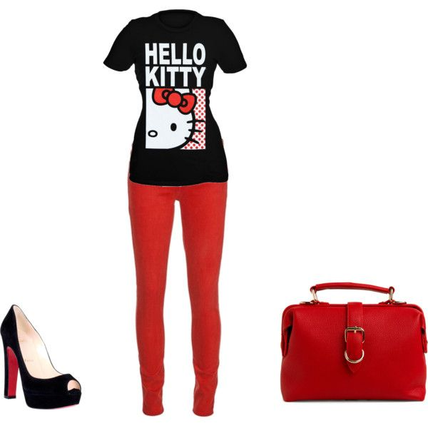 Hello Kitty: Cute Outfits, Outfits 3, Hello Kitty Outfits