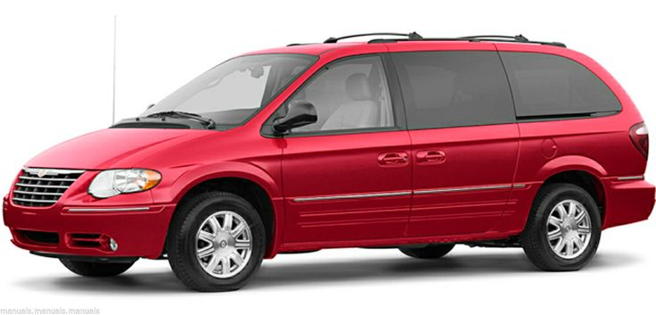 Chrysler Dodge Caravan Town Country 2005 RG Service Manual | eBay