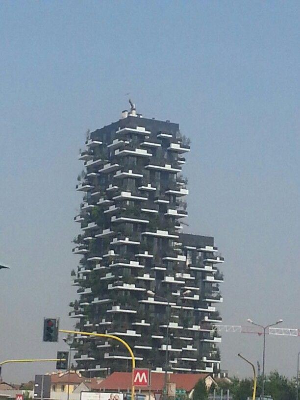Torri #Boeri Milano #Bosco #Verticale - componenti per isolamento termico www-perlite.it