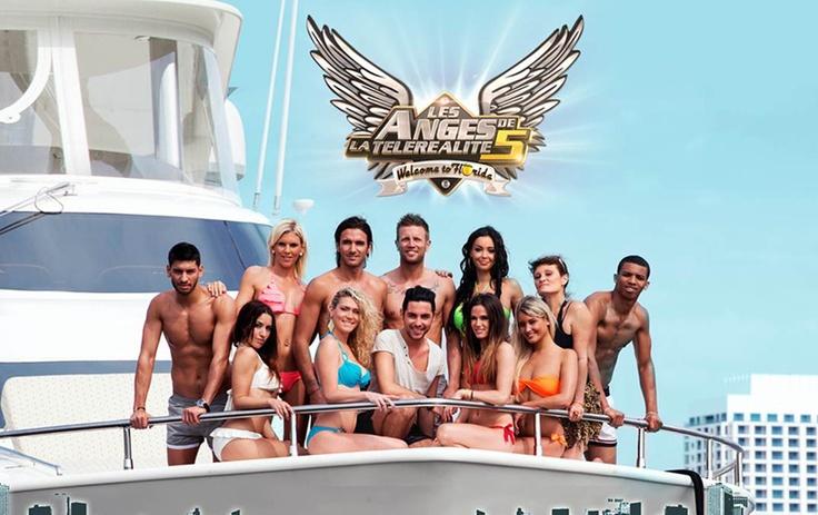 voici les anges de la téléréalité 5 , une télé réalité a la mode