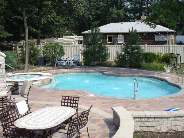 270 best freeform pool designs images on pinterest pool designs pool ideas and swimming pools - Free form swimming pool designs ...