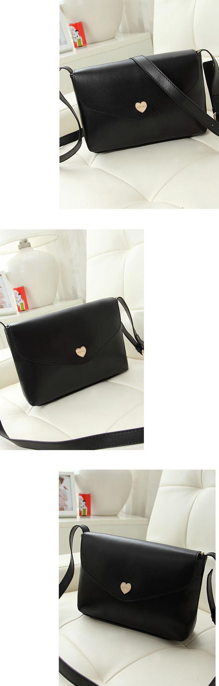 Refreshing Sweat Heart Buckle Crossbody Bag For Women, Shop online for $12.60 Cheap Crossbody Bags code 716850 - Eastclothes.com