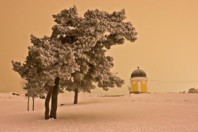 URSA observatory in Kaivopuisto
