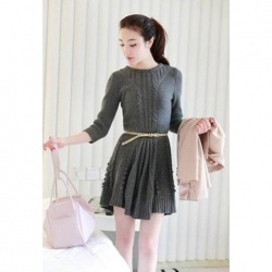 Sweater Dresses, White, Black, Red, Sexy Sweater Dresses, Cheap Sweater Dresses For Women With Wholesale Prices Sale Page 1 - Sammydress.com