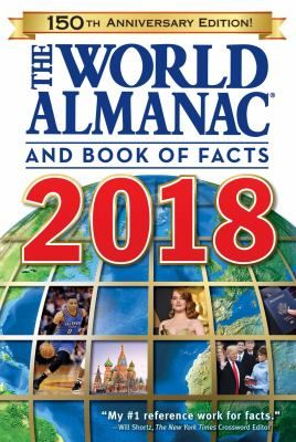 Presents a reference with comprehensive facts and statistics on current events, people, and the countries of the world, along with 2017 sports statistics and original articles on recent issues and topics.