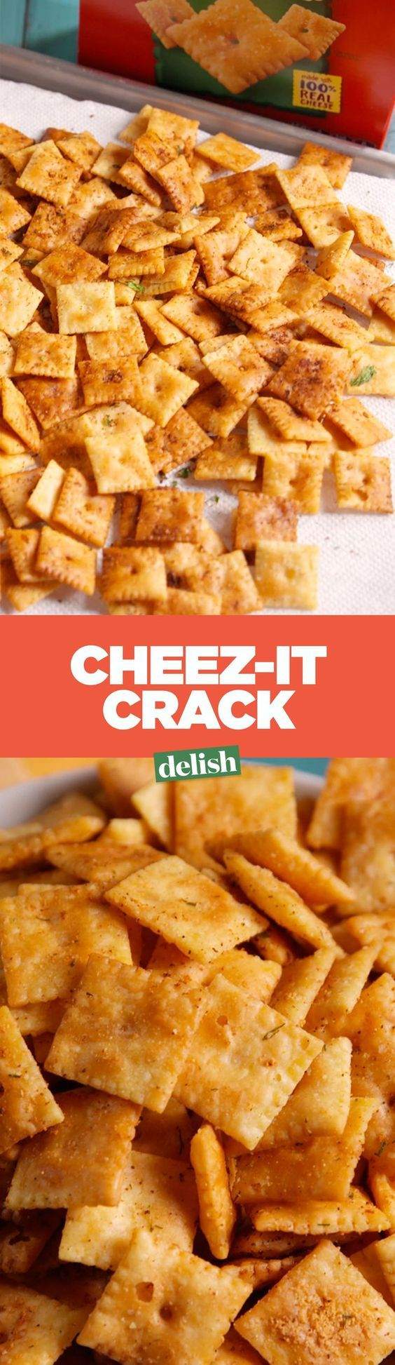 Cheez-It Crack Is This Football Season's New Chex Mix