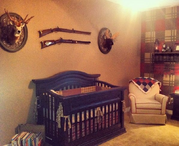 country baby room
