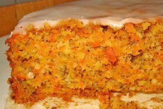 Foto de la receta de bizcocho de zanahoria en microondas