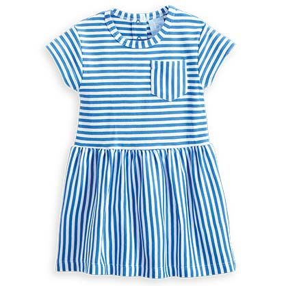 bella bliss - Striped Jersey Play Dress