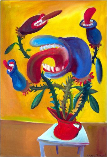 Diego Manuel Rodriguez - Carnivorous plant