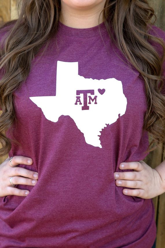 I Love Texas Aggies  Texas A&M University  by DeepNTheHeartODisney