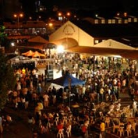 Queen Vic night market - until 29 Feb