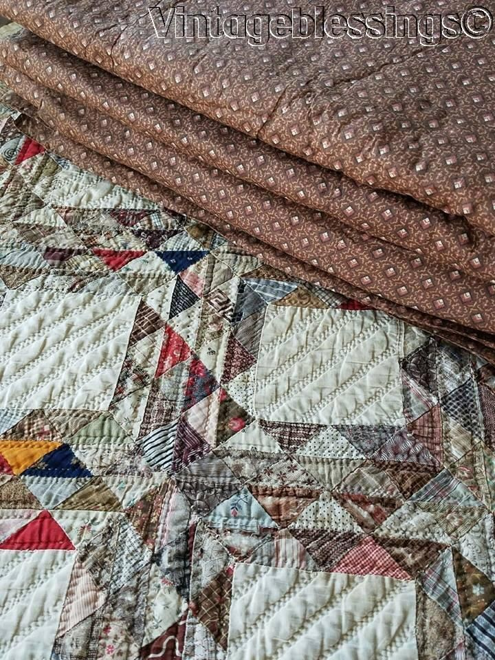 609 best Antique quilts images on Pinterest | Antique quilts ... : hand quilting stitches per inch - Adamdwight.com