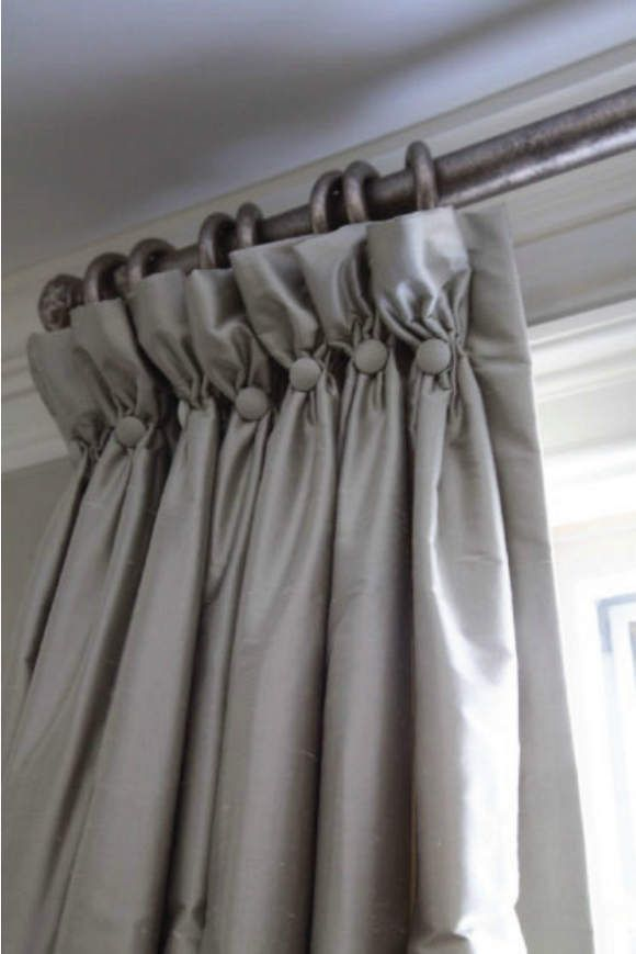 Best 25+ Silk curtains ideas on Pinterest | Silk drapes ...