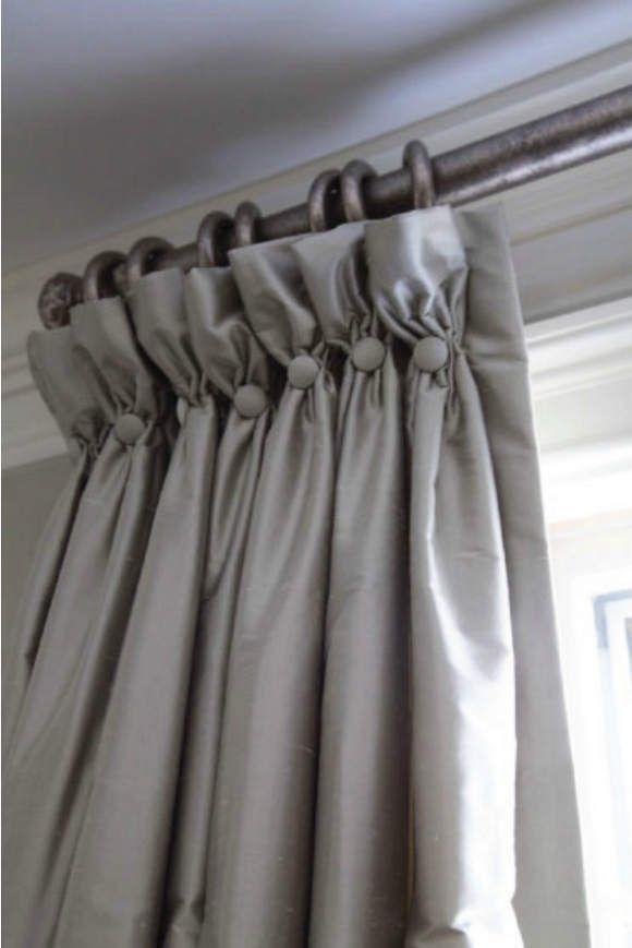Best 25+ Silk curtains ideas on Pinterest | Silk drapes ...