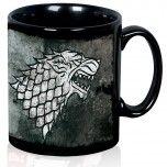 Game of Thrones Stark Distressed Mug