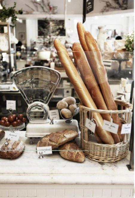 bread cafe design idea