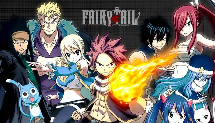 Fairy Tail left us all hanging when they stopped airing episodes last year on the triumph of Natsu and Gajeel against Sabertooth's Twin Dragons, Sting and Rogue. Description from keneshiproject.blogspot.com. I searched for this on bing.com/images