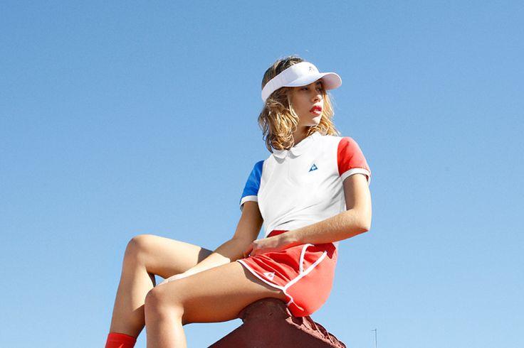 Vêtements femme - le coq sportif ® - Achetez en ligne