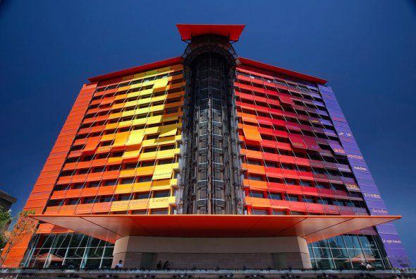 Arquitectos sin miedo al color - Noticias de Arquitectura - Buscador de Arquitectura