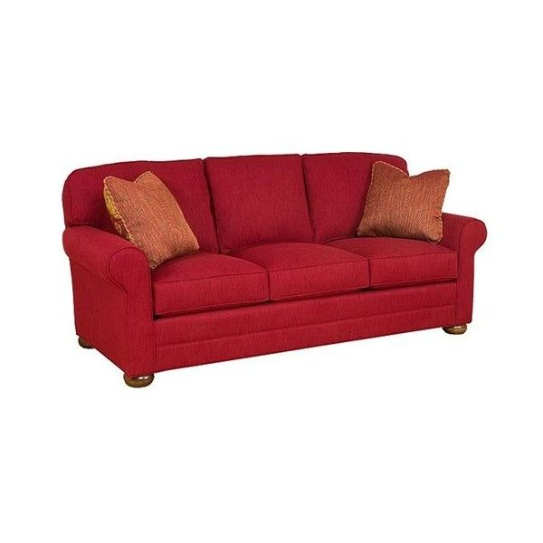 Bentley Customizable 3 Seat Stationary Sofa ❤ Liked On Polyvore Featuring  Home, Furniture,