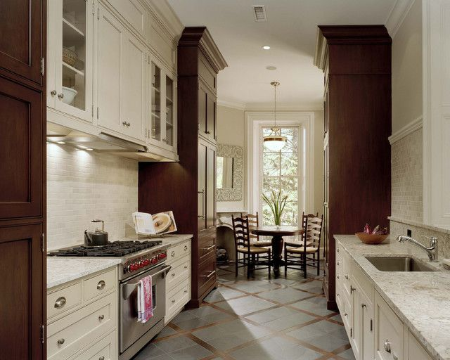21 best judy 39 s kitchen remodel images on pinterest for Two way galley kitchen designs