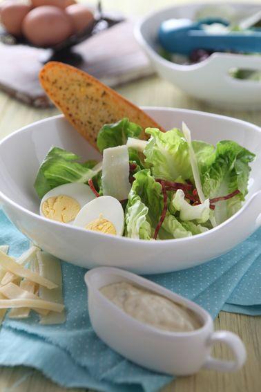 Caesar Salad #bakerzin #bakerzinjkt #salad
