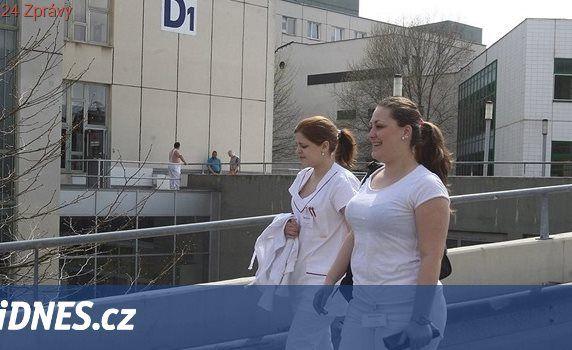 Krajská zdravotní chce pro sestry dva tisíce navíc, vše závisí na dotaci