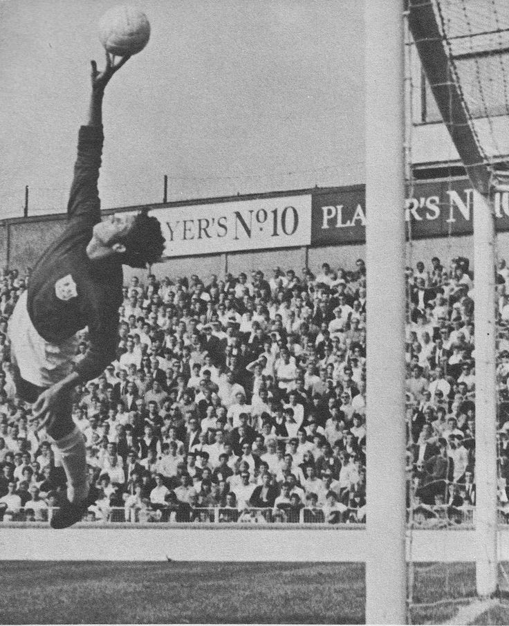 16th August 1968. Playing against Charlton Athletic, Millwall's Bryan King was widely regarded as the best goalkeeper outside the top flight. When he finally got a move to Coventry City he was seriously injured on his debut and never played again.